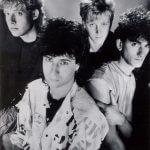 Powerplay medio 1984: Menno Koomen, Jan van der Meij, Edwin Schimscheimer, Peter van Breukelen