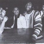 Vitesse 1978:  Jan van der Meij, Rudy de Queljoe, Turu Leerdam, Herman van Boeijen